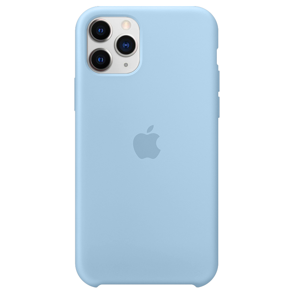 iPhone 11 Pro Light Blue Lansman Kılıf